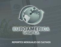 Euroamerica Group S.A. - Diseño de Reportes de Cultivo