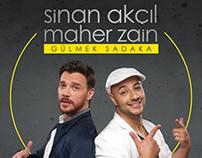 Sinan Akçıl & Maher Zain - Gülmek Sadaka