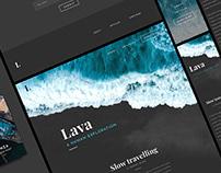 UI Kit - Lava