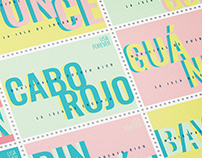 Stamps: Tour of Puerto Rico