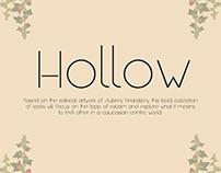 Hollow: Senior Collection 1 (SHOWN AT NYFW)