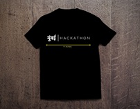 Mumbai Hackathon Logo and Shirt