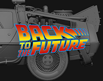 Back to the Future - Time Machine