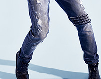 Diesel - Customized jeans