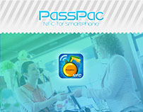 PassPac 電子票券平台設計