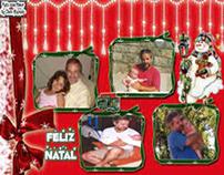Edição de Fotos para fazer Cartão de Natal (1)