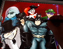 Batman & Pals