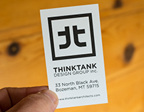 THINKTANK Logo Refresh