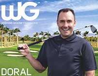 Weekend Golfer Magazine, Miami