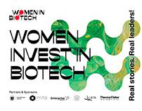 Women in Biotech Branding