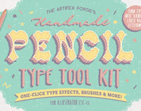 The Handmade Pencil Type Tool Kit