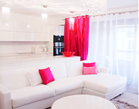 """Raspberry Breeze""Apartment Interior 