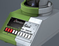 Oster - 3d Modeling & Print Ad