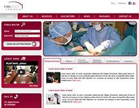 University Hospital Sharjah Website