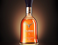 The DALMORE whisky