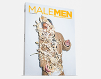 MALEMEN MAGAZINE COLLECTORS' EDITION COVERS