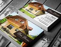:: Dom Dorota Apartment House (logo&business card)