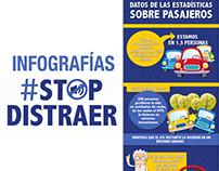 Infografías #StopDistraer