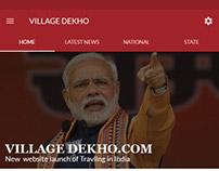 VillageDekho online News Portal