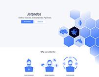 Jetprobe Landing Page