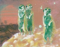 Meerkats on Mars