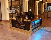 Al-Jazeera Perfumes Booth Qatar