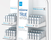 Sensodyne True White Gondola Design