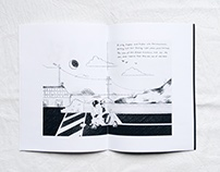 A small lifetime lost in Taipei - Zine