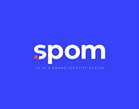 spom - brand identity
