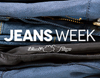 Denim Week Lilica & Tigor