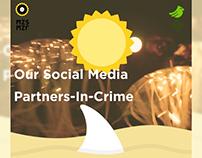 Socialsharks for eZo Festival