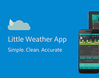 Little Weather App