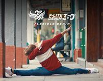 Flying Machine F-Lite Flexible Denim | FILM + DIGITAL