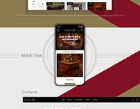 E-commerce platform for Handmade Barrel Furniture