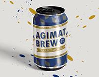 AGIMAT BREW PH | Packaging Design