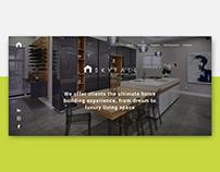 Property Developer website