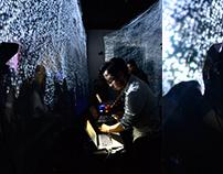 CICLO AV // Visual live show for Takami Nakamoto