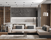 Design of apartments in Moscow