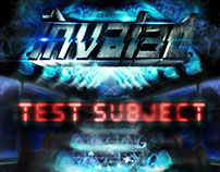 'Inval3d - Test Subject' [3D EP Cover]