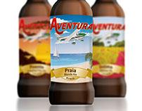Rótulo Cerveja - Aventura