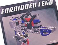 Forbidden LEGO Book