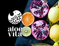 Aloe Vita • Branding