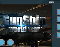 GUNSHIP WAR UI