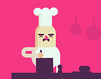 Chef animation