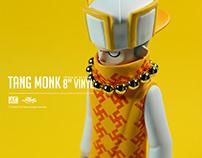 "Tang Monk 8"" vinyl"