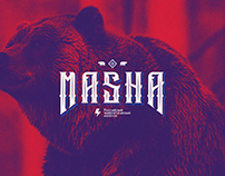 MASHA   Russian Energy Drink