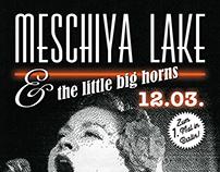 Meschiya Lake Poster