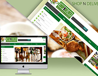 SHOP N DELIVERY-ONLINE FOOD DELIVER PORTAL