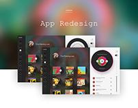 SONOS Desktop App Redesign