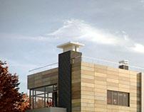 The Box // Architectural Visualisation CGI